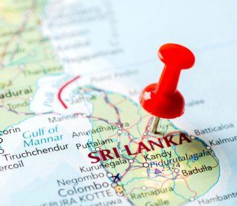 Le Sri Lanka en France